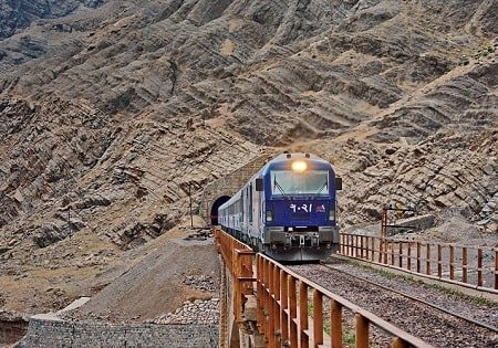 Cappadocia Tehran Train