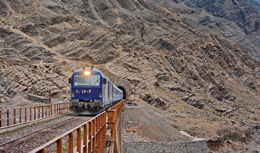 Istanbul Tehran Train
