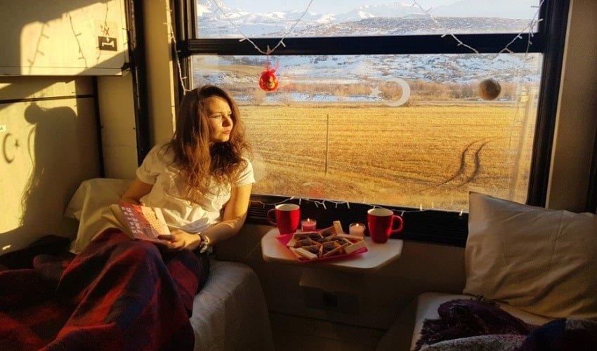 Ankara Tabriz Train