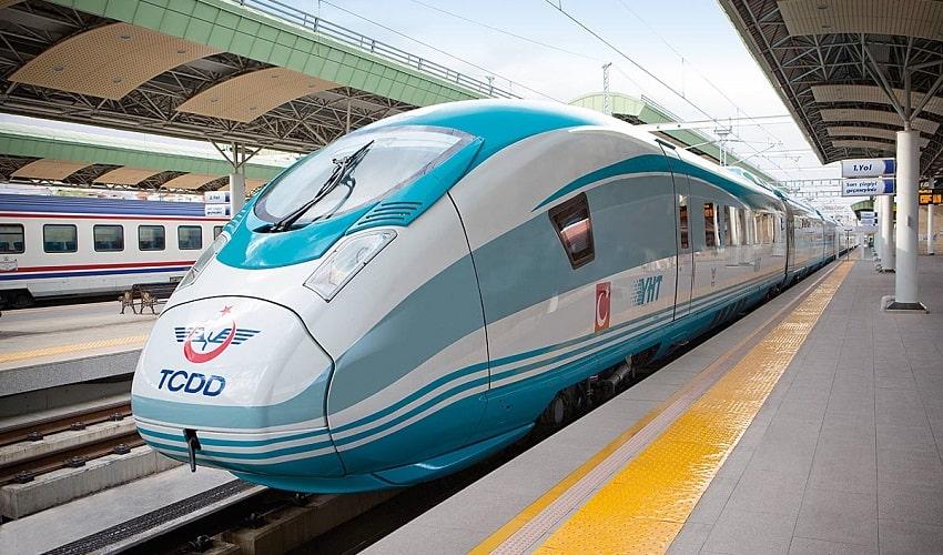 Tabriz Istanbul Train