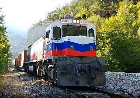 Cappadocia Tabriz Train