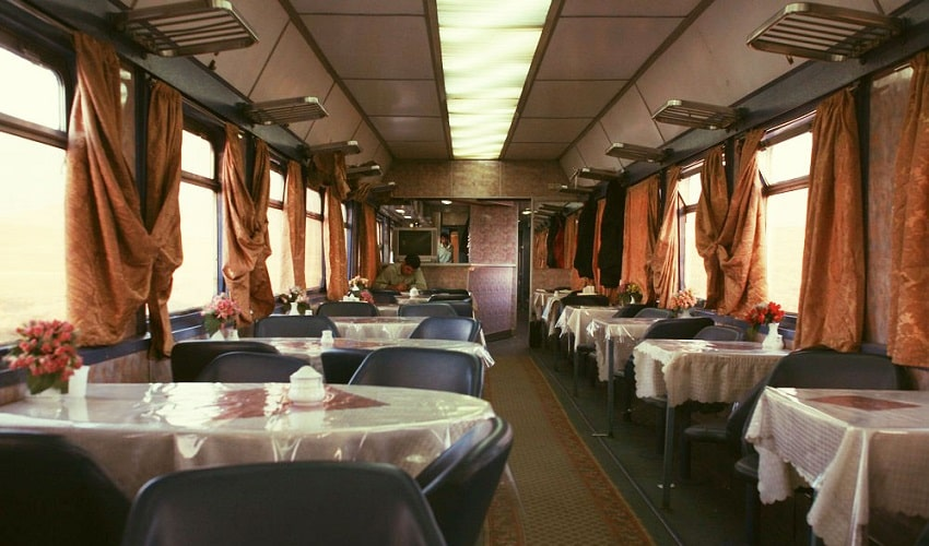 Tabriz Van Train