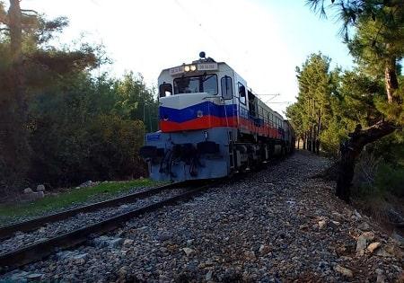 Tehran Cappadocia Train