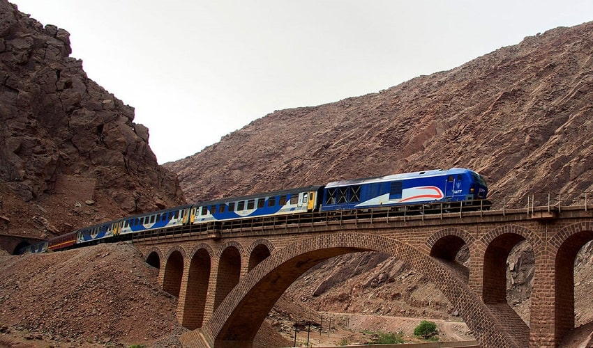Tehran Van Train